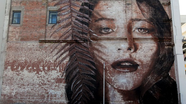 Christchurch ranked as a global street art capital in new Lonely Planet book
