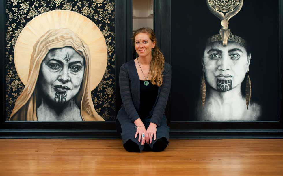 Sacred Mirrors Art Exhibition