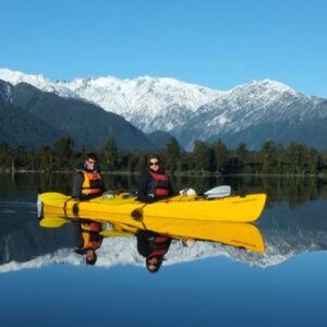 Glacier Kayak and walk tour