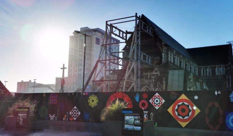 Christchurch Cathedral- Rosie Wheat