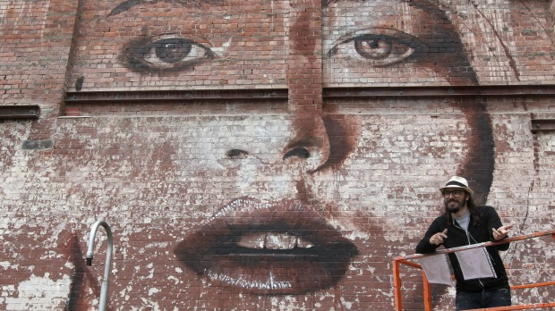 chch2 Christchurch ranked as a global street art capital in new Lonely Planet book