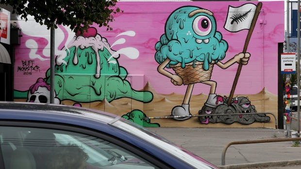 chch3 Christchurch ranked as a global street art capital in new Lonely Planet book