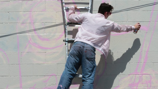 chch4 Christchurch ranked as a global street art capital in new Lonely Planet book