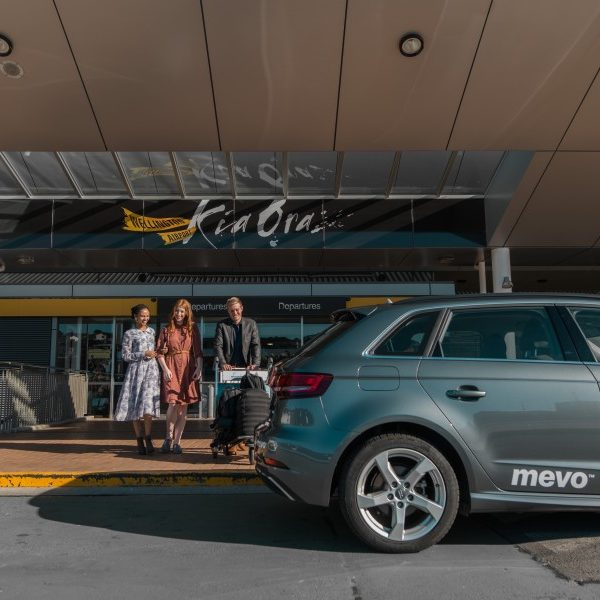 mevo car share